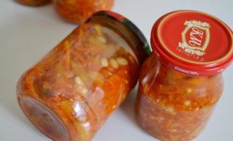 Salaty iz fasoli na zimu ochen' vkusnye recepty Pal'chiki oblizhesh'